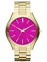 Женские Дети Нарядные часы Модные часы Наручные часы Кварцевый Нержавеющая сталь Группа С подвесками Cool ПовседневнаяСеребристый металл