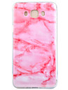 For  Samsung Galaxy J3 J5 Case Cover Marble Pattern TPU Material IMD Craft Phone Case J5 J7 (2016) J7