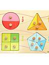 Puzzle Jouets Carre Canard Unisexe Garcons Pieces