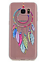 For Samsung Galaxy S8 S7 Edge Dream Catcher Pattern Soft TPU Material Phone Case for S7 S6 Edge S6 S5 S5 Mini