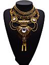 Femme Colliers Declaration Bijoux Bijoux Pierres synthetiques Alliage Mode euroamericains Bijoux Pour Soiree