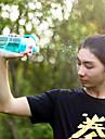 1шт спортивный спрей бутылку воды двойного назначения Бпа бесплатно пластиковые бутылки для воды моды пространство чашки