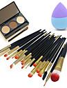 1 Crayons a Sourcils Houppette/Eponge Pinceaux de Maquillage Sec Visage Yeux Levres Autre Chine