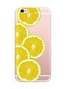 Para iPhone X iPhone 8 Case Tampa Ultra-Fina Estampada Capa Traseira Capinha Fruta Macia PUT para Apple iPhone X iPhone 8 Plus iPhone 8
