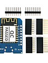 ESP8266 ESP-12F D1 Mini Wi-Fi Development Board Module Usable for Arduino IDE w/ CH340G Driver