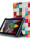 Housse d\'impression pour lenovo tab3 onglet 3 7 essentiel 710 710f tablette tb3-710f avec film protecteur