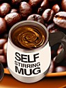 Drinkware Stainless Steel Daily Drinkware Coffee Mug Heat Retaining 1pcs