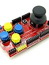 Joystick Shield Module Game Rocker Button Controller Expansion Board For Arduino Simulated Keyboard Mouse