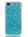 Pour iPhone 8 iPhone 8 Plus Etuis coque Antichoc Coque Arriere Coque Brillant Flexible Acrylique pour Apple iPhone 8 Plus iPhone 8 iPhone