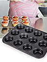 1pc Nouveaute Pour Cupcake Pour Gateau Gateau Acier (nicket plaque) Haute qualite Kit de cuisson