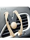 Auto Universale / Cellulare Montare il supporto del supporto Supporto regolabile Universale / Cellulare ABS Titolare