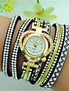 Women\'s Bracelet Watch Quartz Rhinestone Heart shape Bohemian
