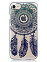 Case For Apple iPhone 8 iPhone 8 Plus Translucent Pattern Back Cover Dream Catcher Soft TPU for iPhone 8 Plus iPhone 8 iPhone 7 Plus