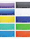 Silicone Keyboard Cover 147 13.3\'\' 15.4\'\' New MacBook Pro 13\'\' with Touch Bar New MacBook Pro 15\'\' with Touch Bar