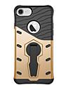 Pour Apple iphone 7 7 plus 6s 6 plus se 5s 5 housse couverture 360 degres rotate armor combo drop armor telephone etui