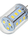5W G4 LED Bi-pin Lights T 18 leds SMD 2835 Warm White Cold White 200-300lm 2700-6500K AC/DC 12V