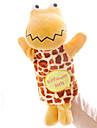 Fantoche de Dedo Fantoches Fantoche Brinquedos Animal Fofinho Adoravel Felpudo Pecas