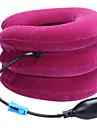 Cabeca e Pescoco pescoco Massajador Manual Aparelho para Tracao Cervical Pressao de Ar Inflado Alivia pescoco e dores de ombros Apoio