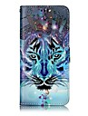 For Samsung Galaxy S8 Plus S8 Phone Case Elephant Pattern Varnishing Process PU Leather Material Phone Case S7 Edge S7 S6 Edge S6