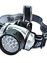 Lampes Frontales Phare LED 600 lm 4.0 Mode LED Urgence Ultra leger pour Camping/Randonnee/Speleologie Usage quotidien Cyclisme Chasse