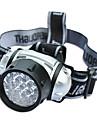 Налобные фонари Налобный фонарь Светодиодная лампа 600 lm 4.0 Режим LED Экстренная ситуация Очень легкие для Походы/туризм/спелеология