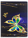 Case For Apple iPad 4/3/2 iPad Air 2 iPad Air Origami Full Body Cases Butterfly Hard PU Leather for iPad 4/3/2 iPad Air iPad Air 2 iPad
