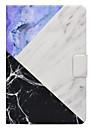 Caso para Samsung Galaxy Tab t580 t560 padrao de marmore pu material de couro capa de protecao plana t550 t530 t350 t330 t280