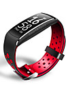 Smart BraceletWater Resistant / Water Proof Long Standby Calories Burned Pedometers Sports Heart Rate Monitor Touch Screen Anti-lost