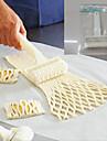 Outils de cookie Pour Gateau Plastique Ecologique Creative Kitchen Gadget