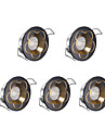 Dimmable LED Cabinet Lights 3w Cool White 5 pcs 220v High Quality