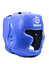 Headgear Boxing Helmet Taekwondo Boxing Exercise & Fitness Sanda Mixed Martial Arts (MMA) Muay ThaiBreathable Shock Resistant Adjustable