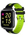 Montre Smart Watch Ecran Tactile Moniteur de Frequence Cardiaque Calories brulees Pedometres Suivi de distance Anti-lost Information Mode