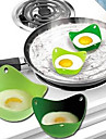 Silikon Hög kvalitet Egg Äggverktyg