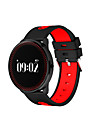 Smart-Armband fuer iOS / Android Herzschlagmonitor / Blutdruck Messung / Verbrannte Kalorien / Langes Standby / Wasserdicht Schrittzaehler / Anruferinnerung / AktivitaetenTracker / Schlaf-Tracker
