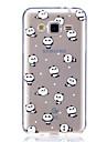 Case For Samsung Galaxy J7 V J5 Prime Case Cover Panda Pattern High Penetration TPU Material Scratch Phone Case For Samsung Galaxy J3 J3 (2016)