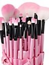32pcs Makeup Brush Set Nylon Eye Face Lipstick Eyebrow Eyeliner Mascara EyeShadow Bronzer Highlighter Blush Concealer Powder Foundation