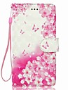 Case For Huawei P9 Lite Huawei Huawei P8 Lite Card Holder Wallet with Stand Full Body Cases Flower Soft PU Leather for P10 Lite P10