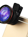 KYOTSU Phone Lens Fish-Eye Lens Macro Lens Aluminum 12.5X Cell Phone Camera Lenses Kit for Samsung Android  Smartphones iPhone