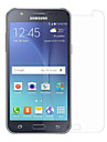 Screen Protector Samsung Galaxy for J5 Tempered Glass 1 pc Front Screen Protector 2.5D Curved edge 9H Hardness High Definition (HD)
