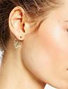 여성용 스터드 귀걸이 - 클래식, 보헤미안, 미니멀 스타일 골드 / 실버 제품 일상 / 캐쥬얼 / 클럽