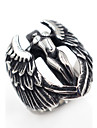 Men\'s Women\'s Basic Stainless Steel Wings / Feather Jewelry Gift Daily Casual