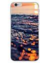 애플 아이폰 7 7 플러스 케이스 커버 자연 풍경 패턴 hd 더 두꺼운 tpu 재료 소프트 케이스 아이폰 6s 6 플러스 전화 케이스에 대 한