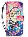 Case For Samsung Galaxy S8 Plus S8 Case Cover Card Holder Wallet with Stand Flip Pattern Full Body Case Dream Catcher Hard PU Leather for S7 edge S7