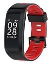 hhy new no.1 f4 smart wristbands кровяное давление кислород сердечный ритм мониторинг ip68 водонепроницаемый браслет различные способы
