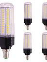 5 шт. 12W 1000lm LED лампы типа Корн T 126 Светодиодные бусины SMD 5730 Тёплый белый Холодный белый 85-265V