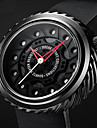 Men\'s Sport Watch Fashion Watch Unique Creative Watch Casual Watch Chinese Quartz Water Resistant / Water Proof Rubber Band Charm Unique