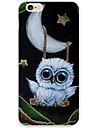 For iPhone 7 iPhone 7 Plus Case Cover Ultra-thin Pattern Back Cover Case Owl Soft TPU for Apple iPhone 7 Plus iPhone 7 iPhone 6s Plus