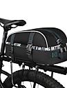 자전거 가방 8L자전거 트렁크 백 반사 스트립 비 방지 방수 지퍼 싸이클 가방 싸이클 백