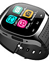 m26 kid smart watch bt 4.0 soporte para rastreador de ejercicios barato notificacion y monitor de frecuencia cardiaca compatibles con samsung / sony telefonos android y apple
