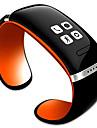 l12s oled bluetooth bracelet montre affichage / lecteur de musique / anti-perte de fonction
